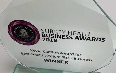 Winners – Best Medium Sized Business