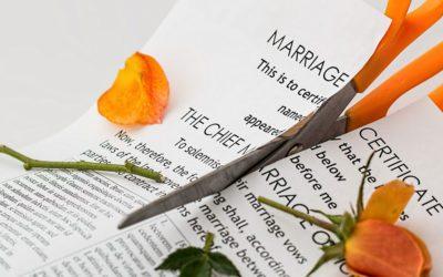 Record-breaking divorce?